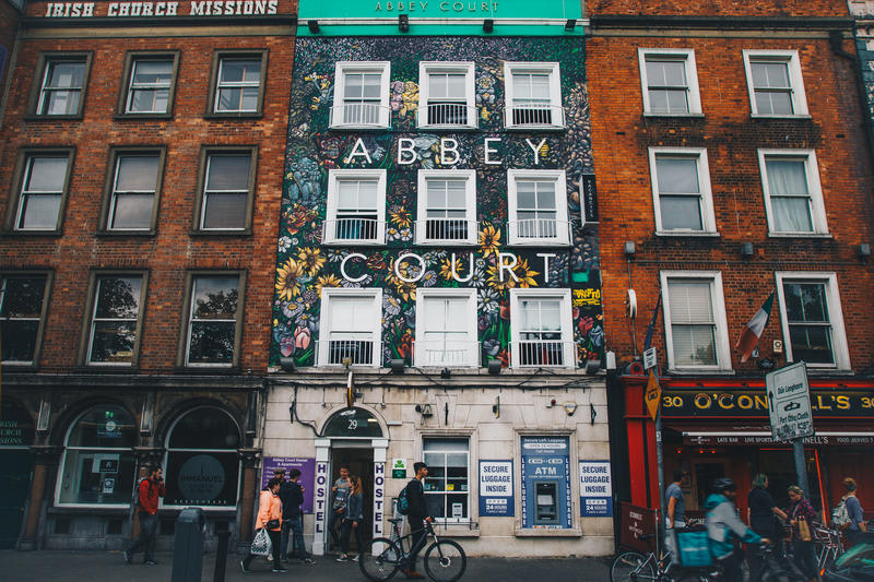 HOSTEL - Abbey Court