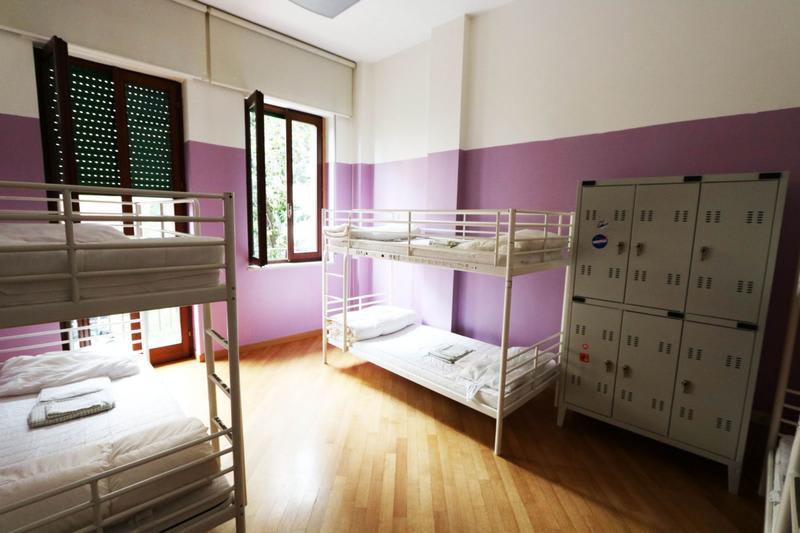 HOSTEL - Panda Hostel