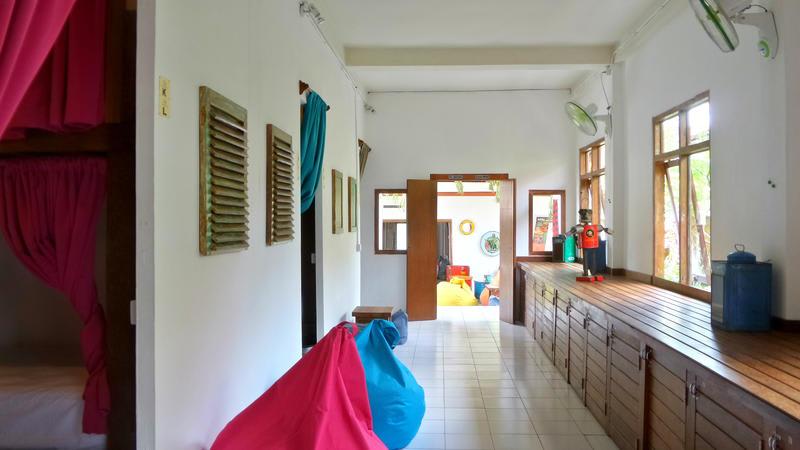 HOSTEL - Friendly House Bali