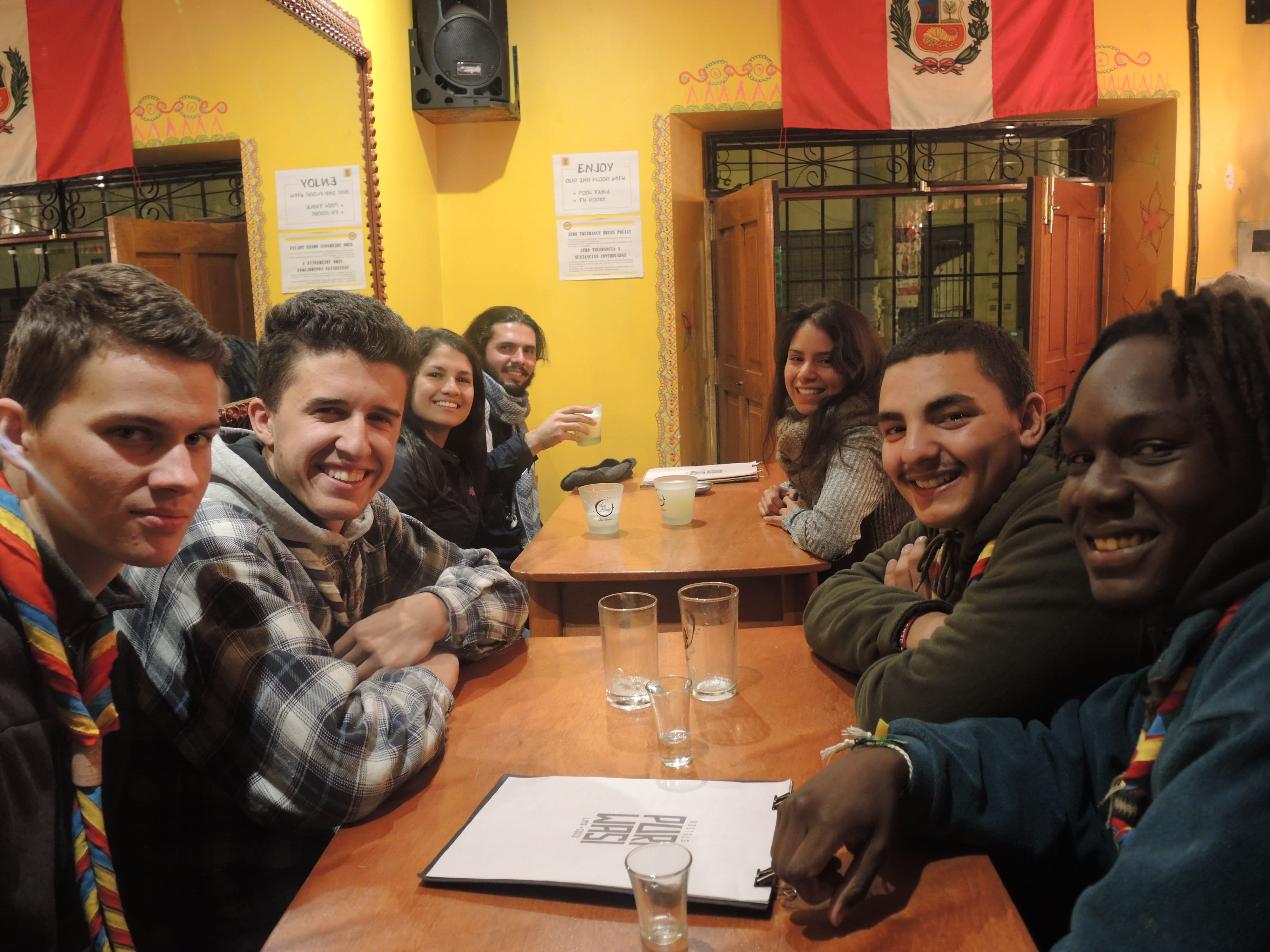 HOSTEL - Puriwasi Cusco