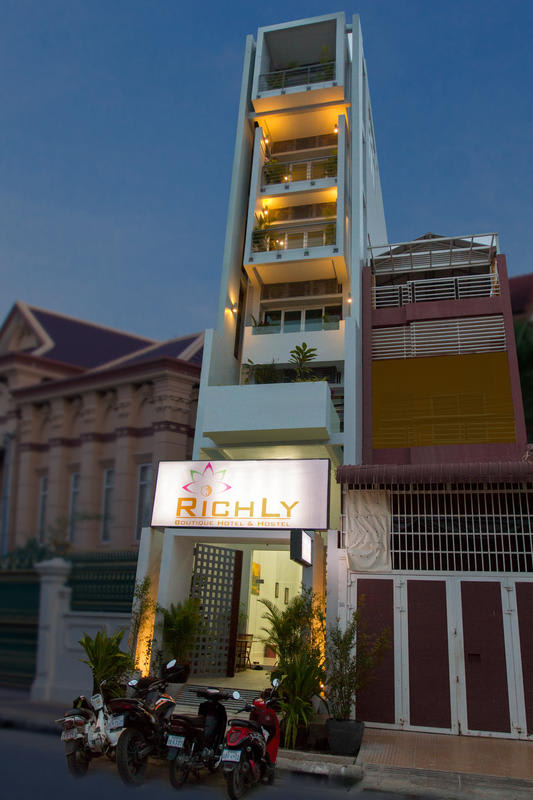 HOSTEL - Richly Boutique Hostel
