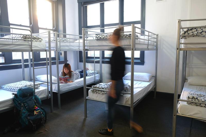 HOSTEL - The Downing Hostel