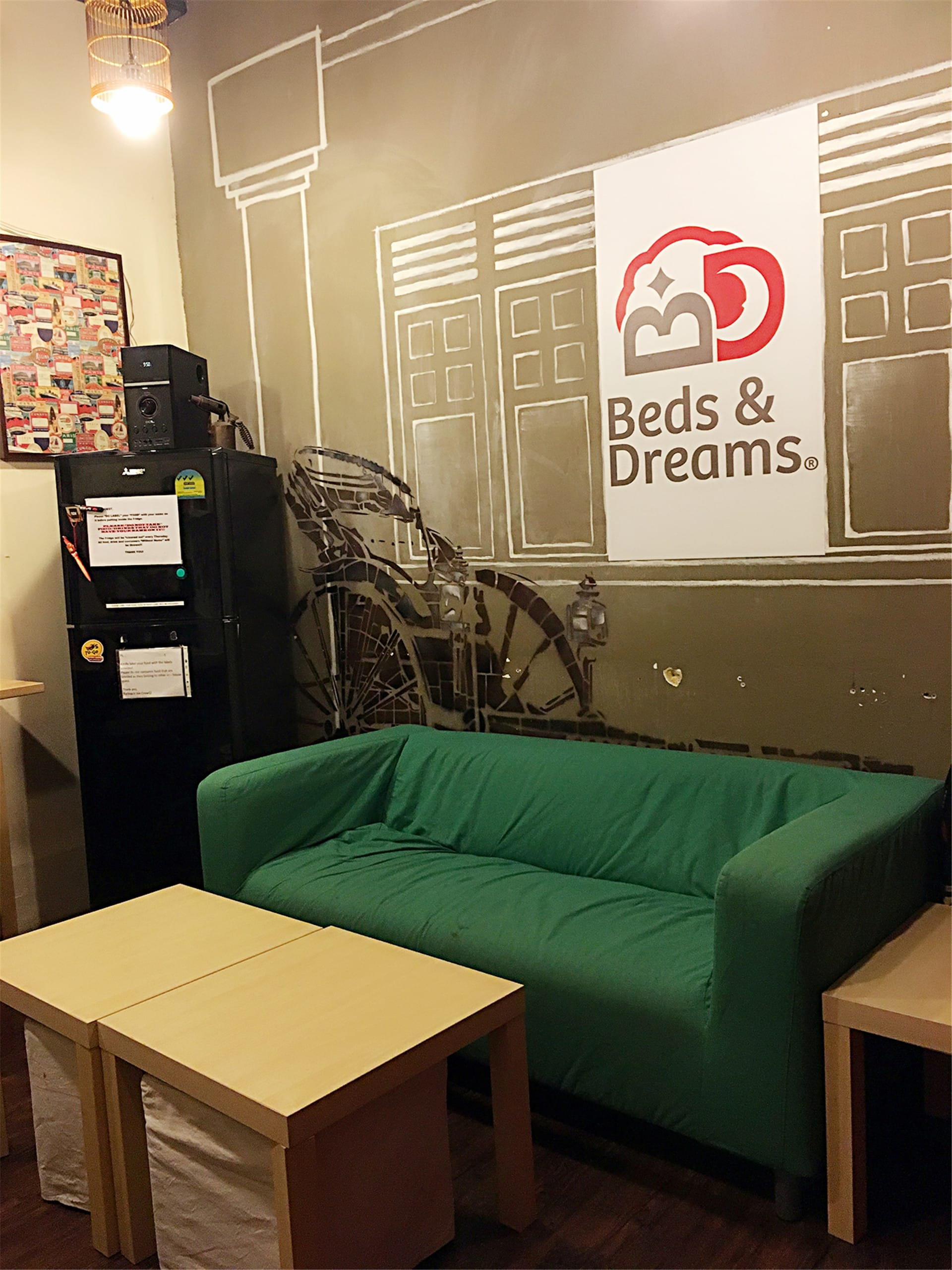 HOSTEL - Beds and Dreams Inn @ Chinatown 1