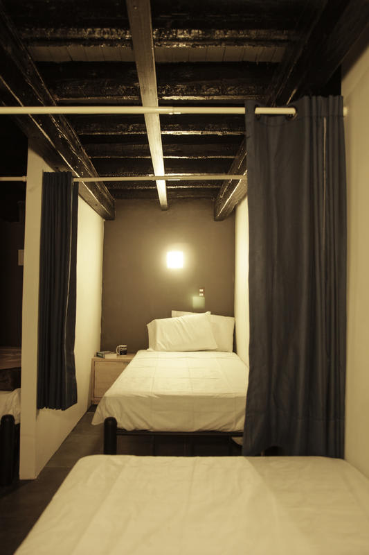 HOSTEL - Capsule Hostel Mexico City
