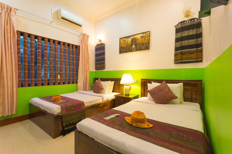 HOSTEL - HI Siem Reap Boutique Hostel