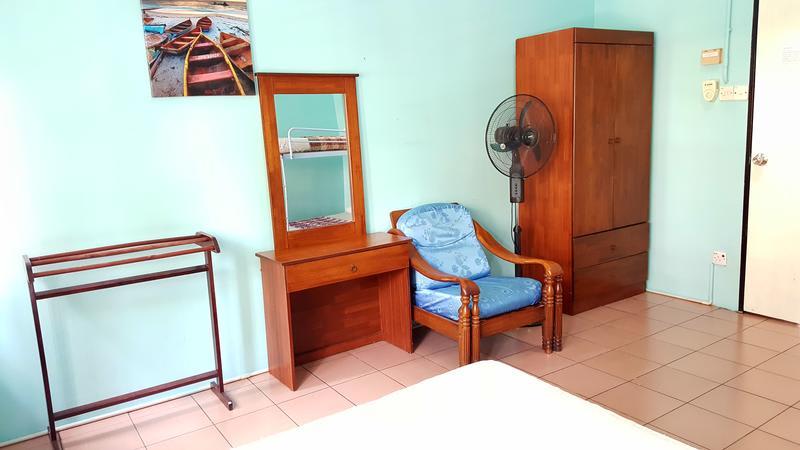 North Borneo Cabin
