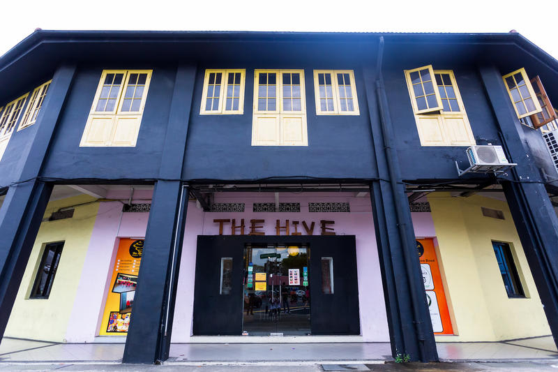 The Hive Backpackers' Hostel