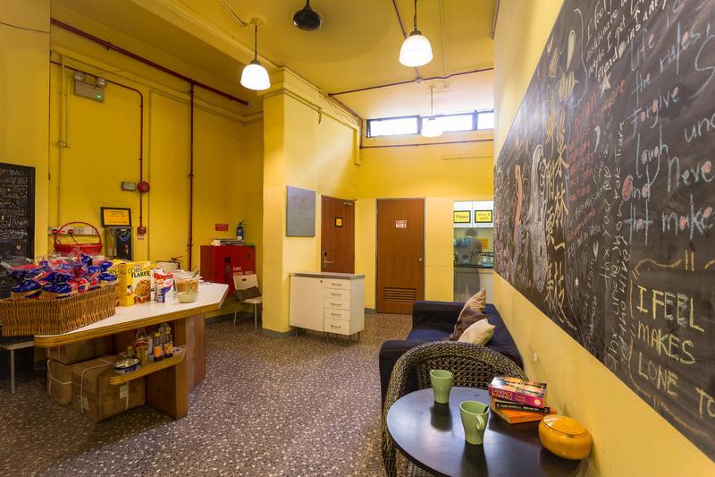 HOSTEL - The Hive Singapore Hostel