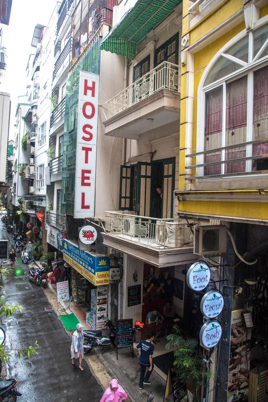 HOSTEL - Hanoi Vietnam Backpacker Hostels Original