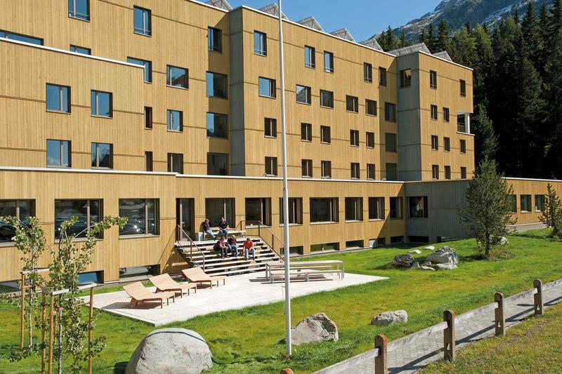 Youthhostel St. Moritz