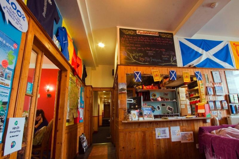 HOSTEL - Royal Mile Backpackers