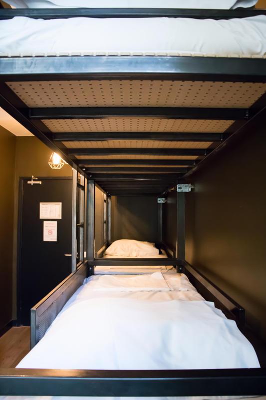 HOSTEL - Amsterdam Hostel Orfeo