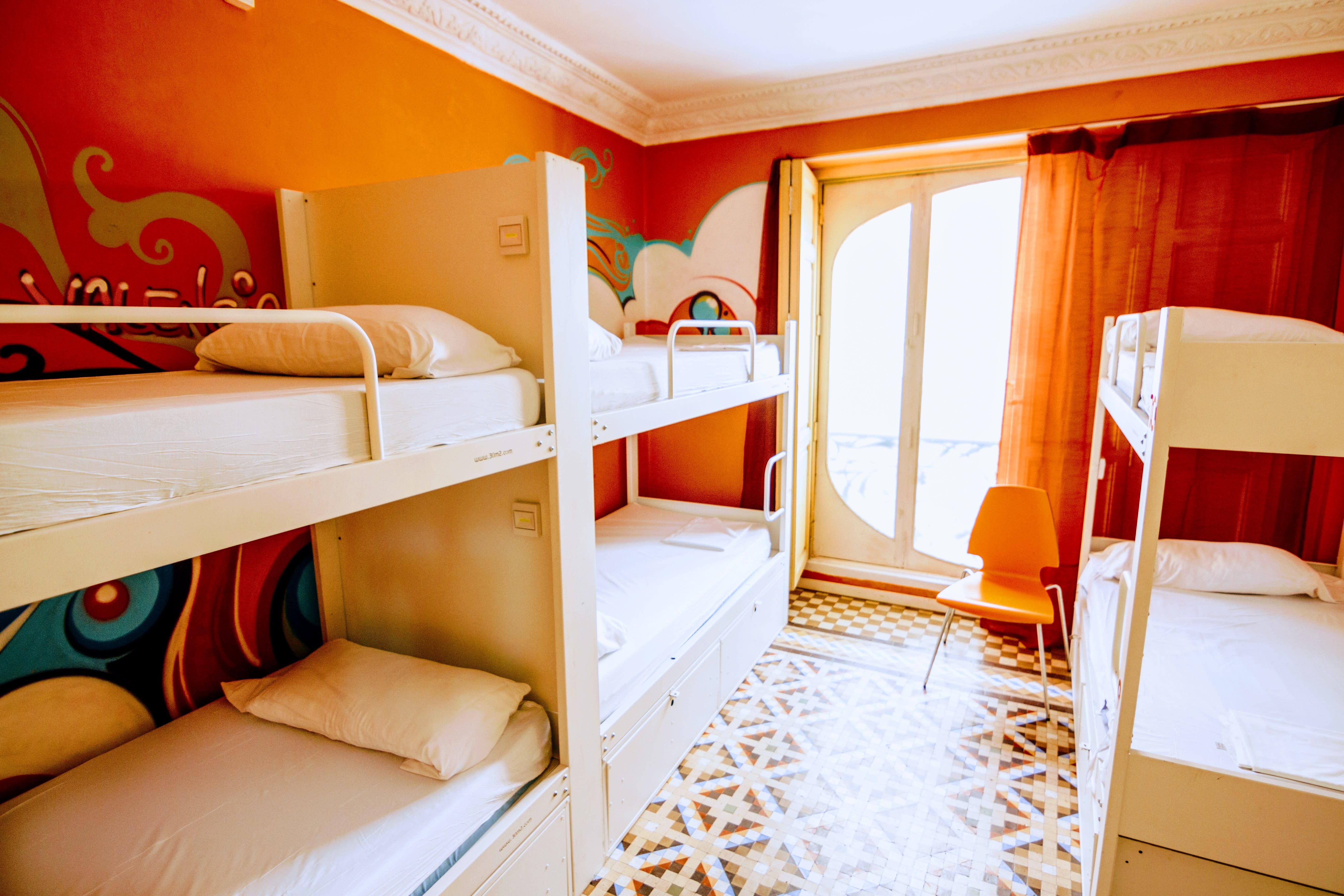 Red Nest Hostel Valencia