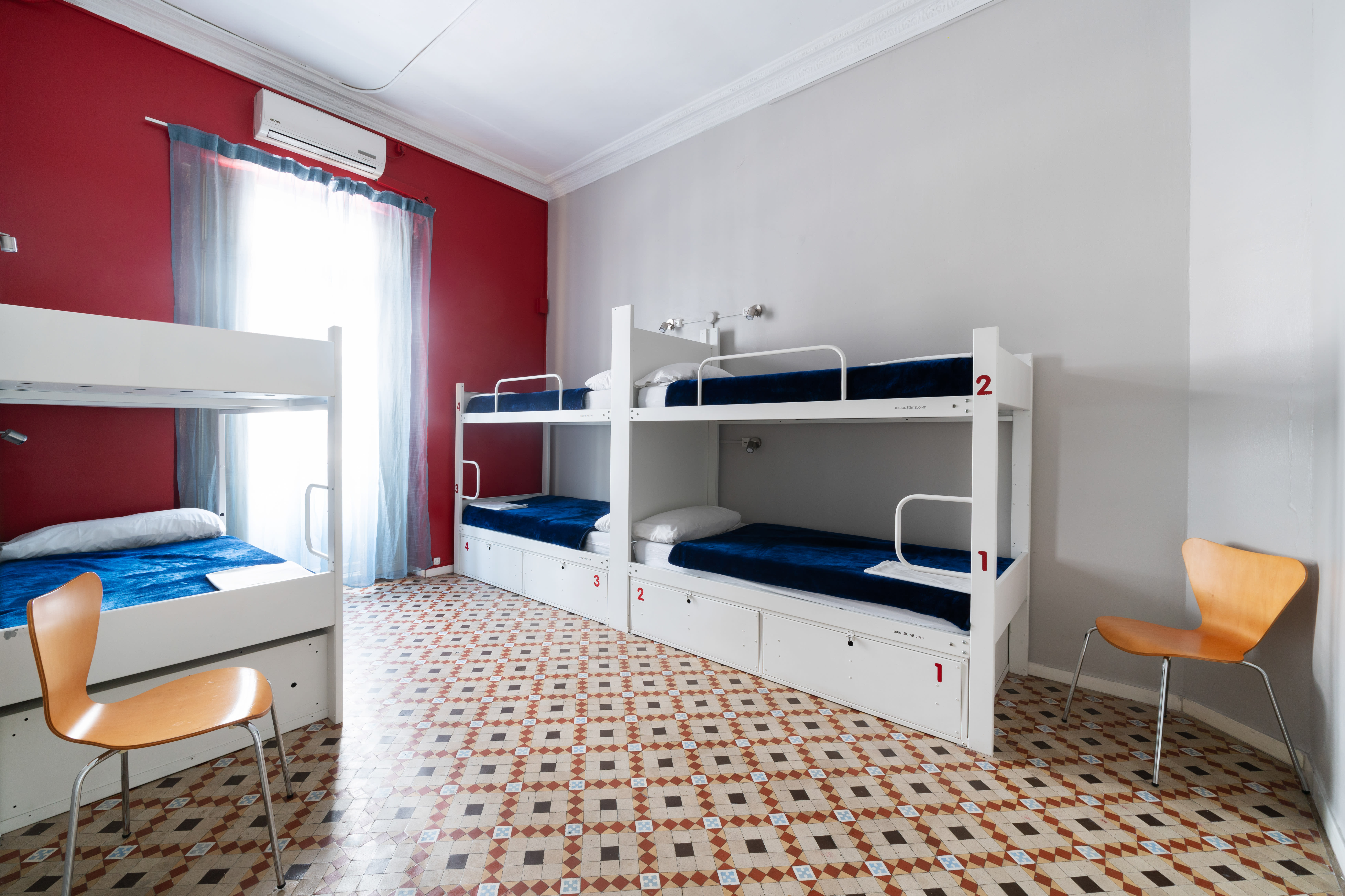 Red Nest Hostel Valencia