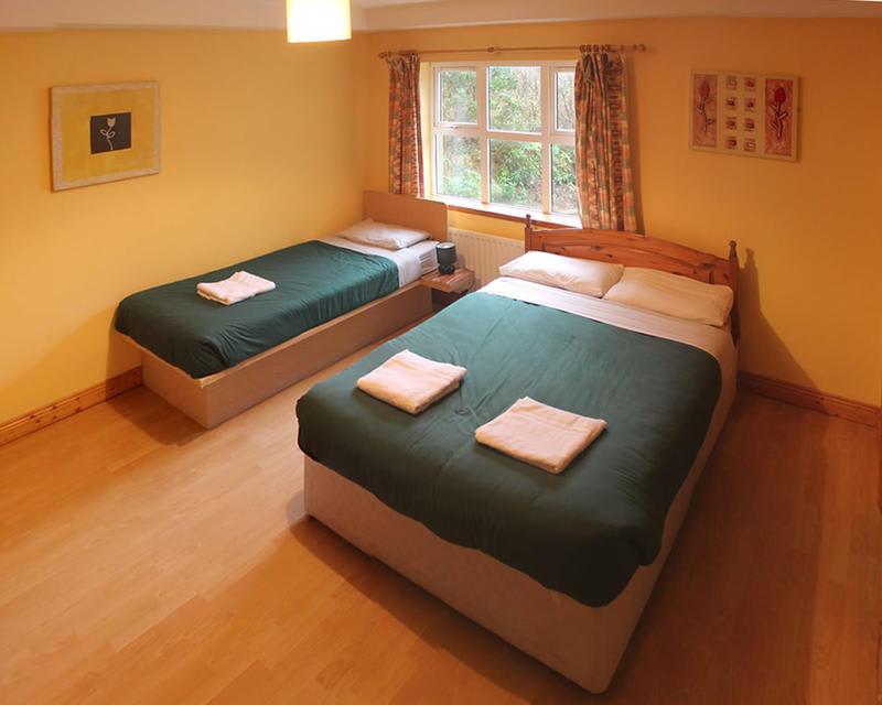 Connemara National Park Hostel - Letterfrack Lodge