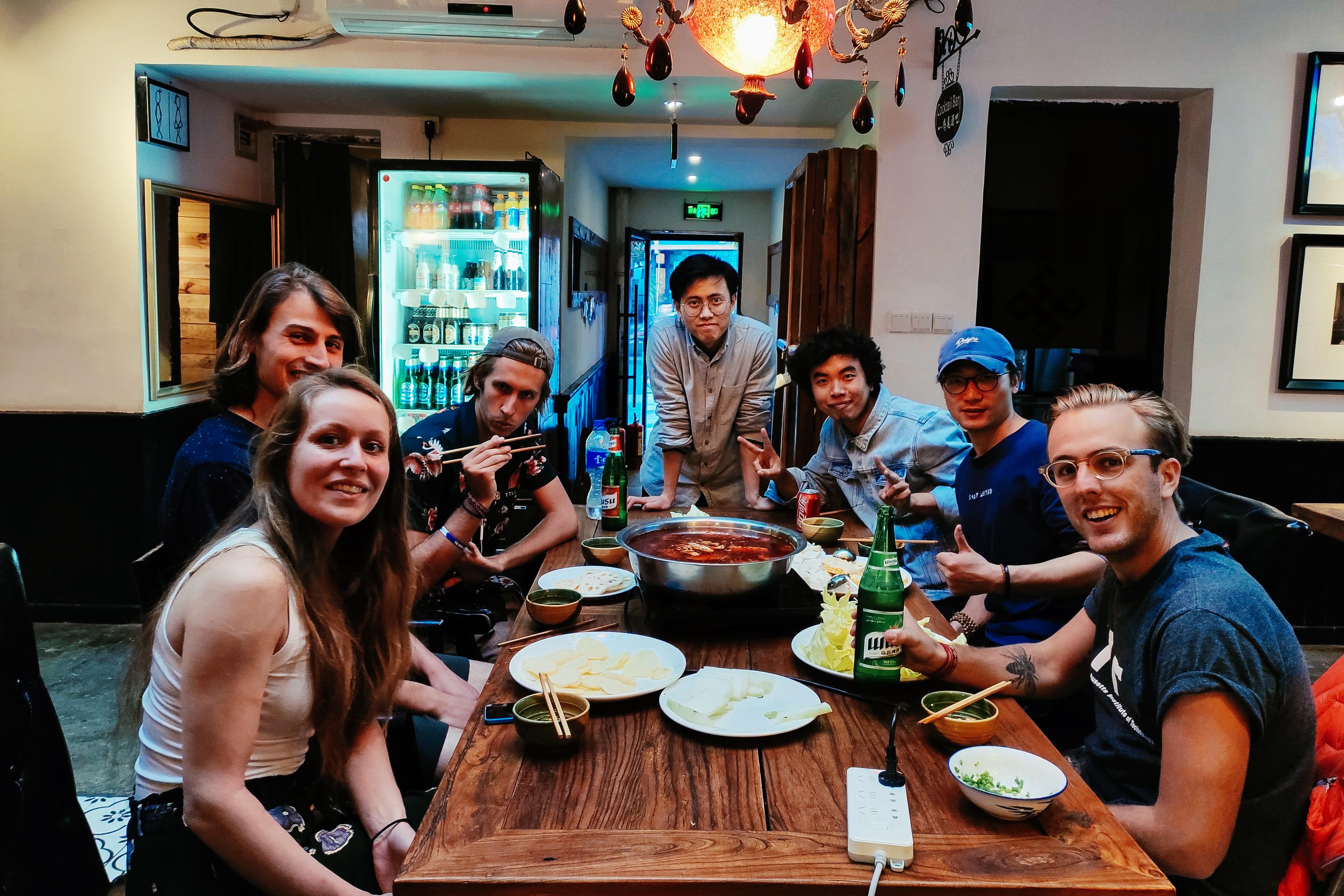 HOSTEL - POSHPACKER   Chengdu Mix Hostel