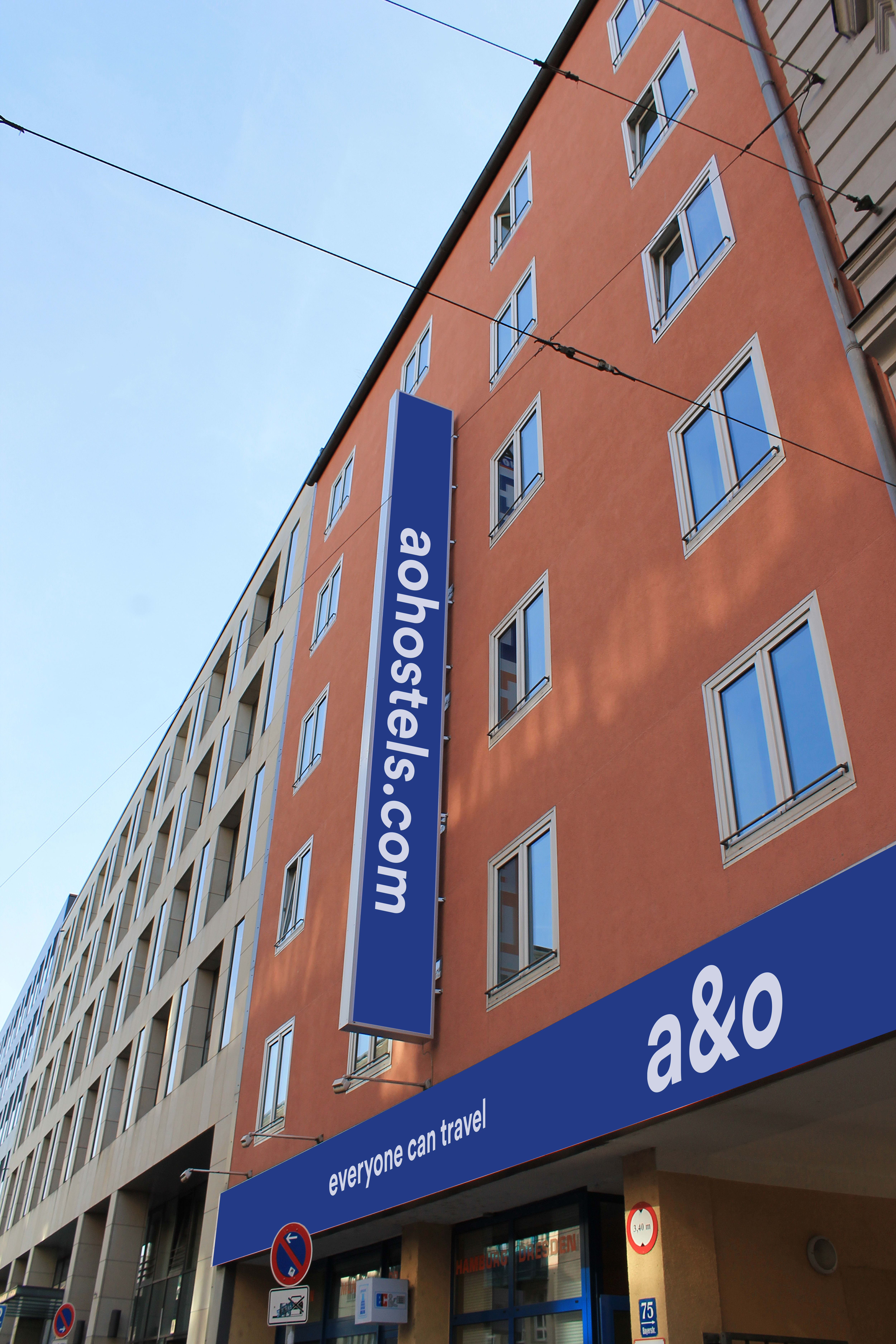 A&O City Hauptbahnhof Muenchen
