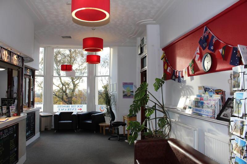 HOSTEL - Glasgow Youth Hostel
