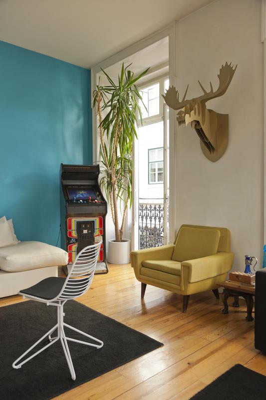 HOSTEL - Lisbon Lounge Hostel