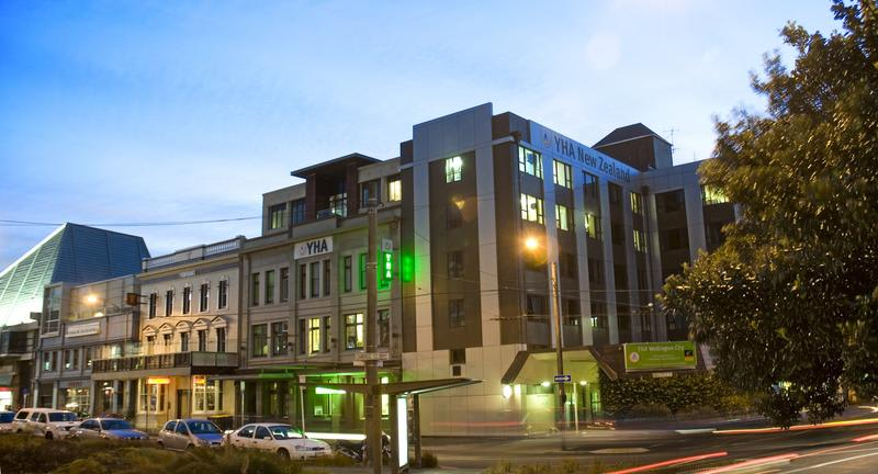 YHA Wellington City
