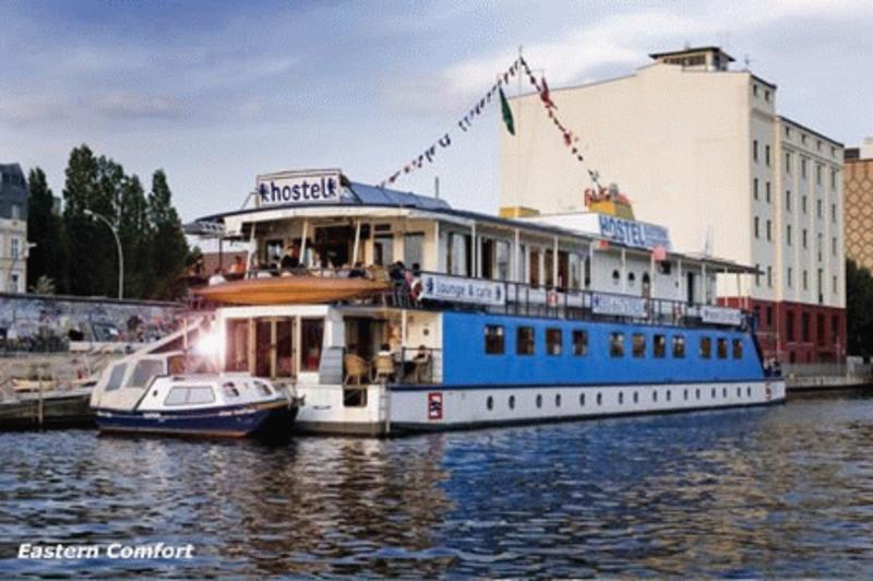 HOSTEL - Eastern & Western Comfort Hostelboats