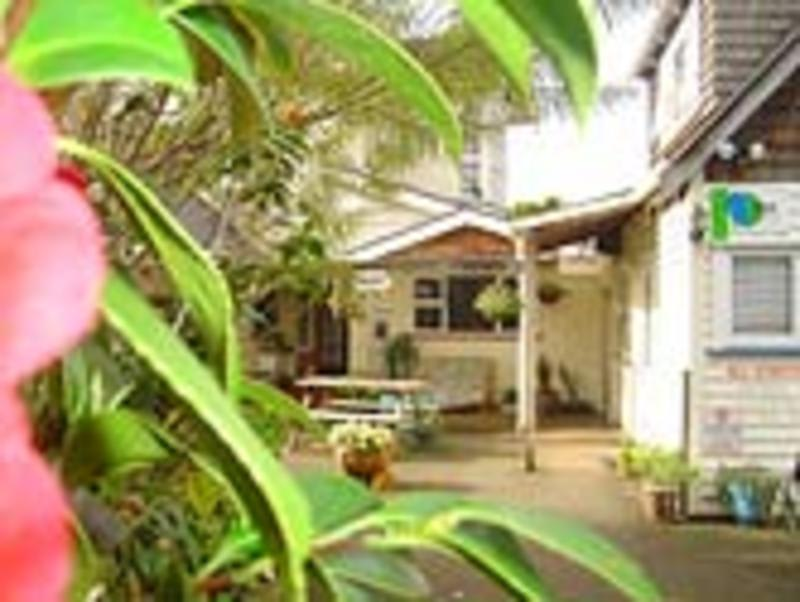 HOSTEL - City Garden Lodge