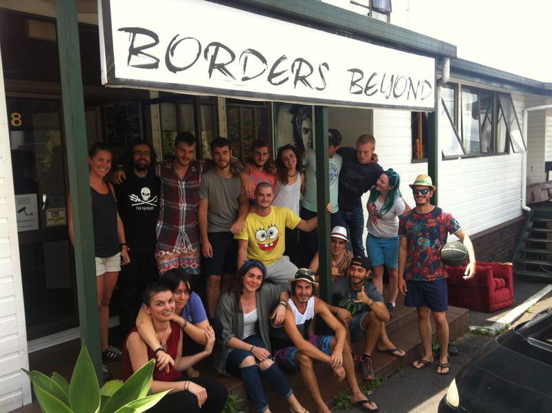 HOSTEL - Borders Beyond