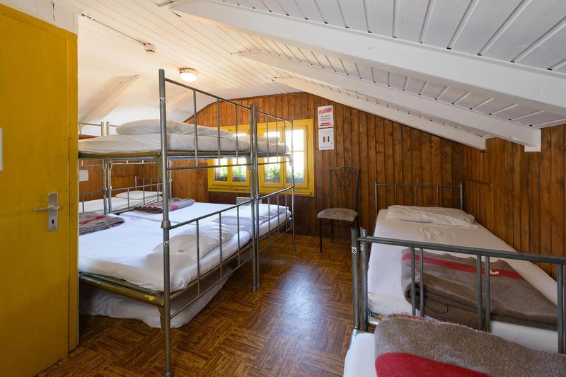 Matterhorn Hostel