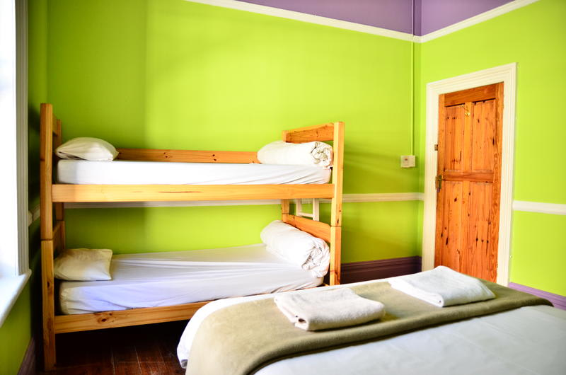 HOSTEL - Big Blue Backpackers