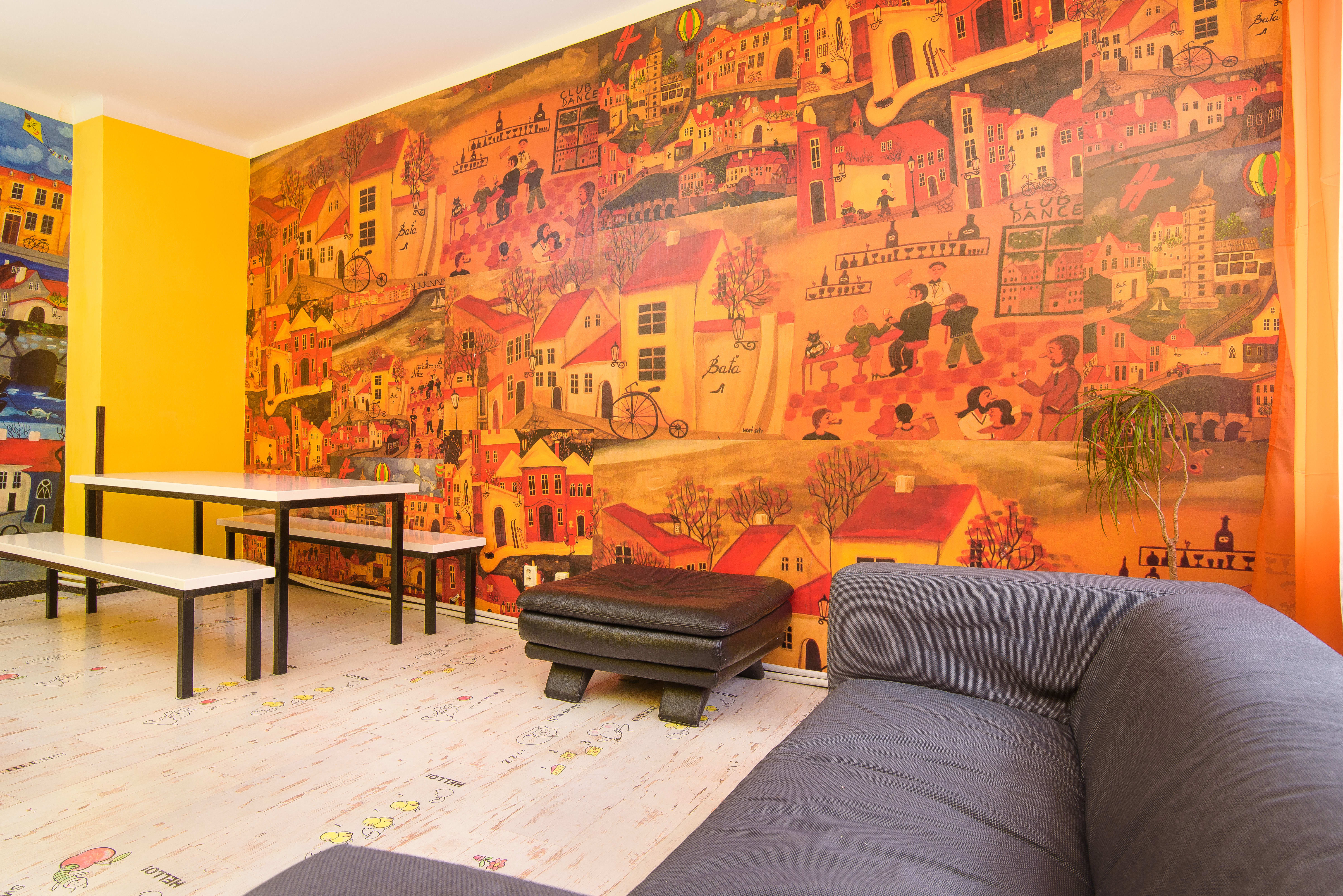 Old Prague Hostel