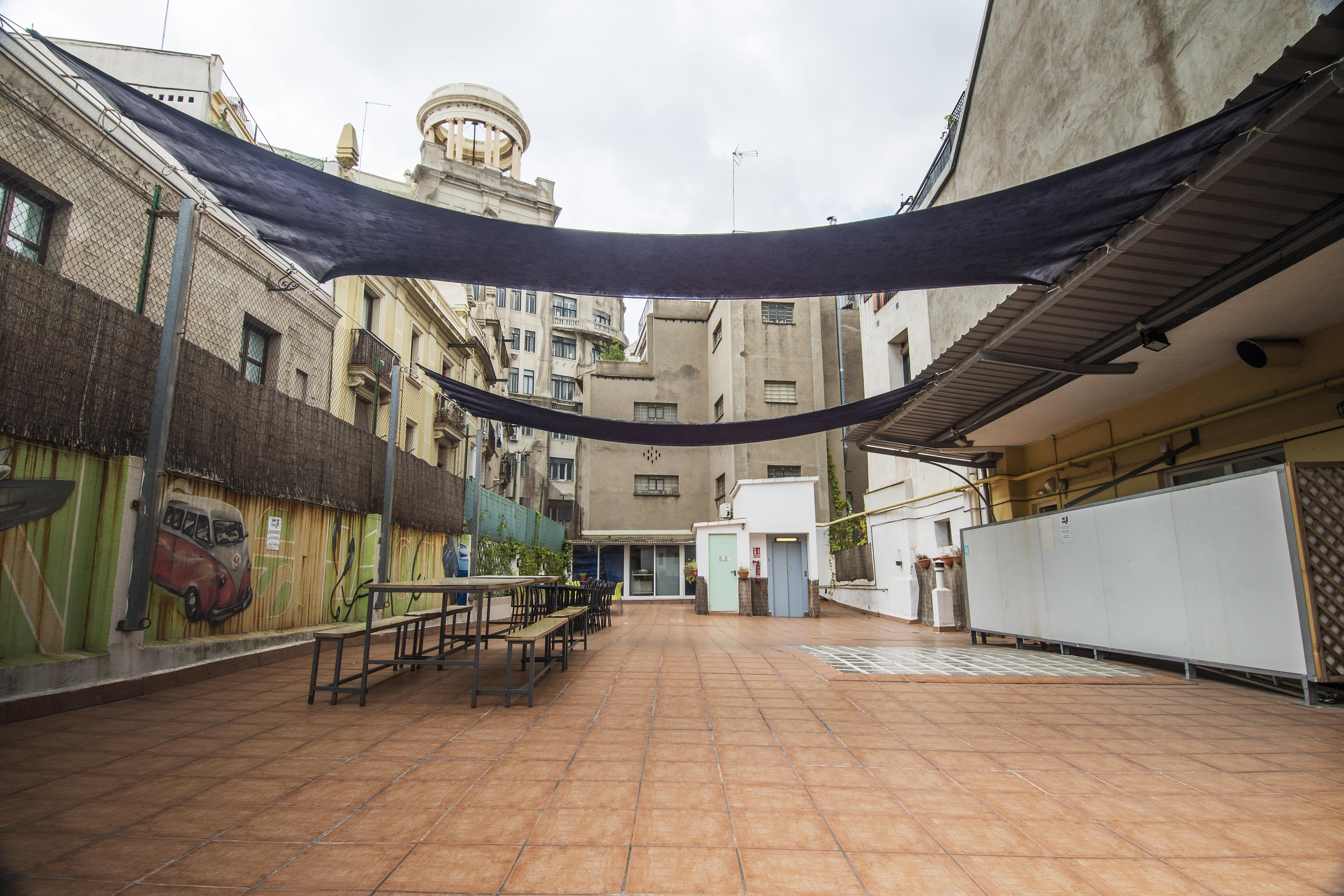 HOSTEL - Safestay Barcelona Gothic