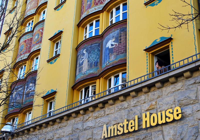 HOSTEL - Amstel House Hostel