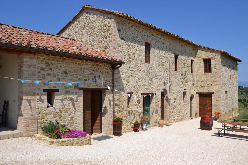 Perugia Farmhouse Backpackers
