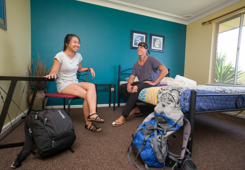 Ozzie Pozzie Backpackers Port Macquarie YHA
