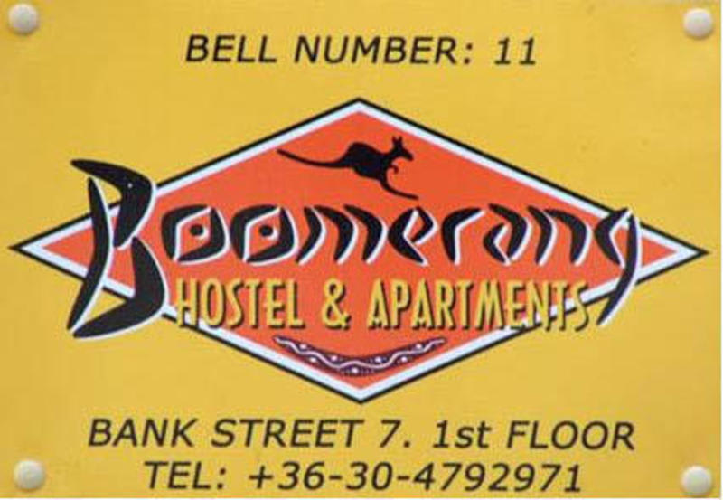 HOSTEL - Boomerang Hostel & Apartments