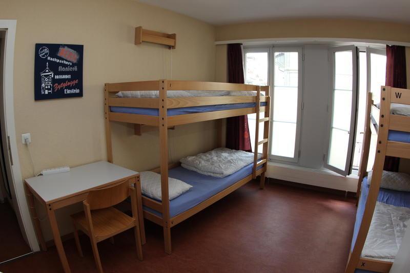HOSTEL - Bern Backpackers Hotel&Hostel Glocke