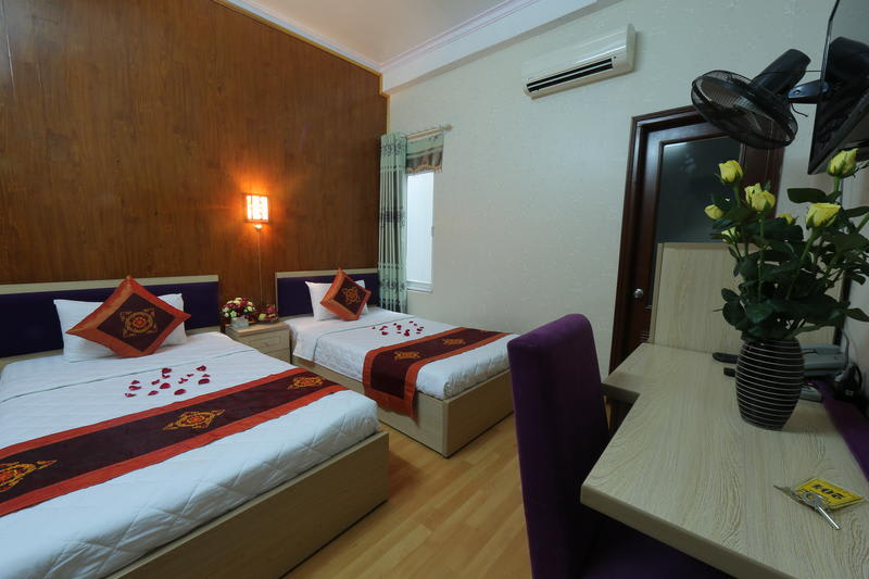 Little Hanoi Hostel