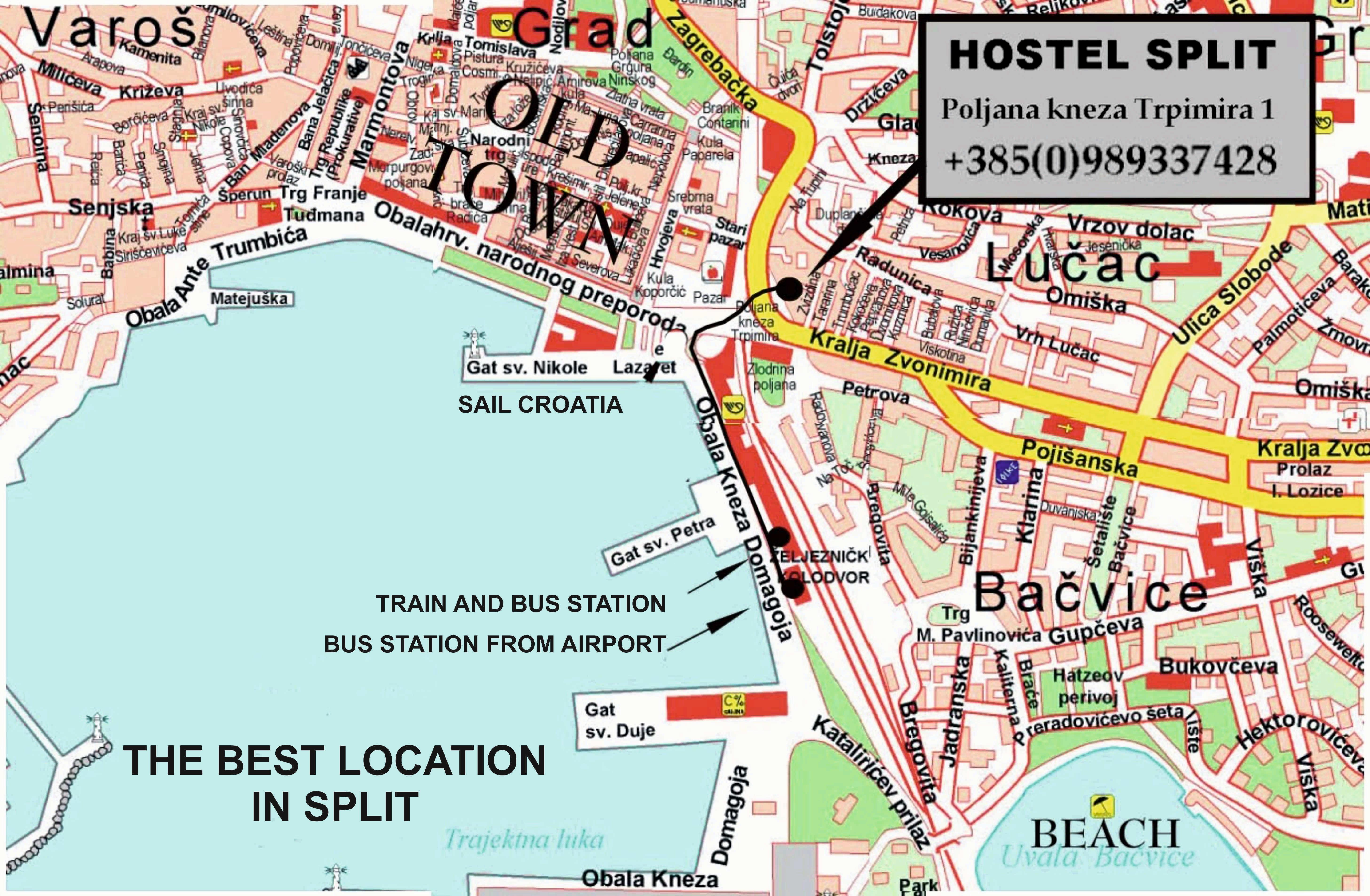 HOSTEL - Hostel Split