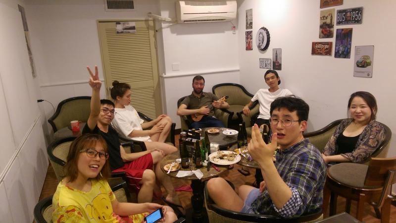 HOSTEL - World Scholar House & Cafe365