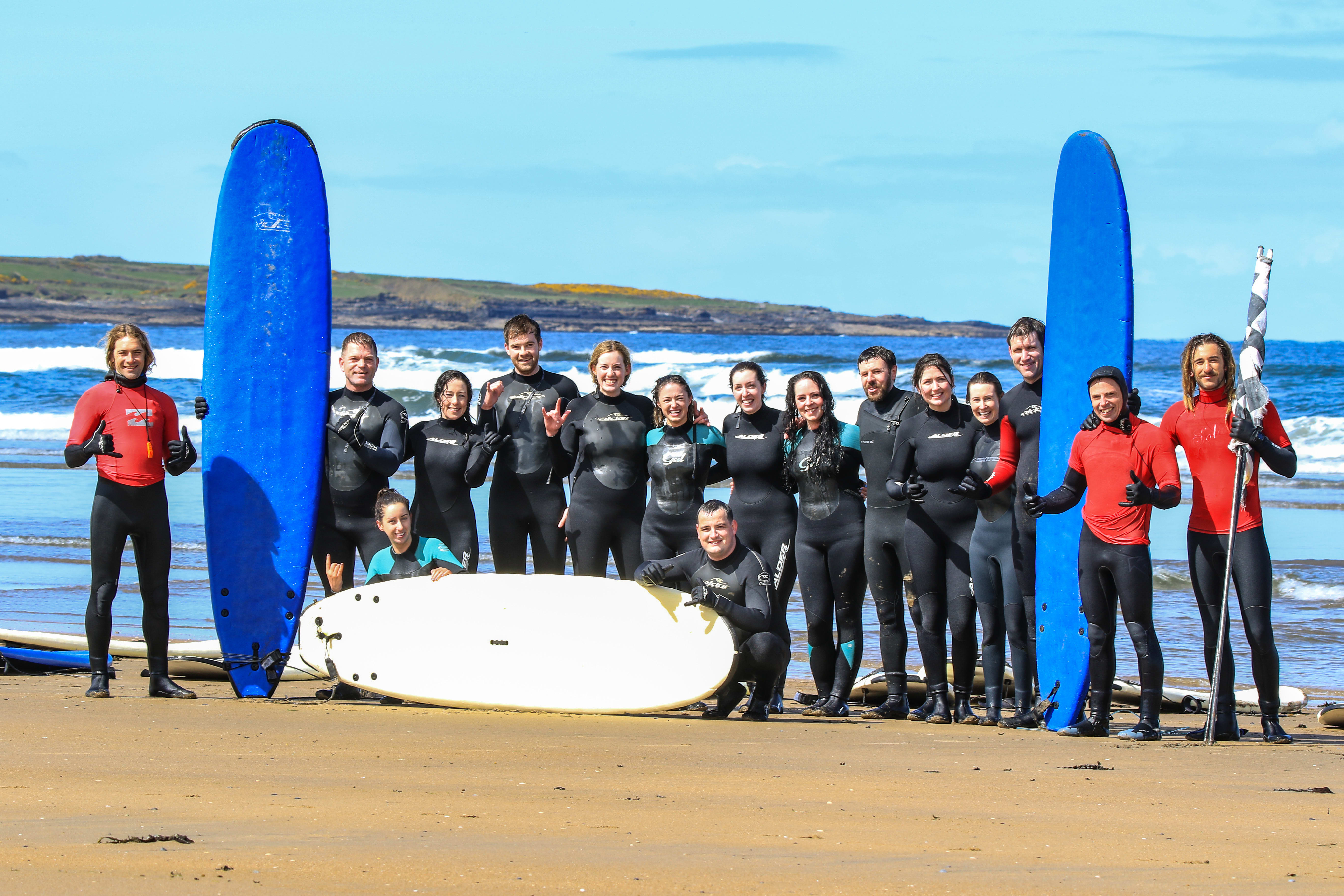 Strandhill Lodge & Surf School