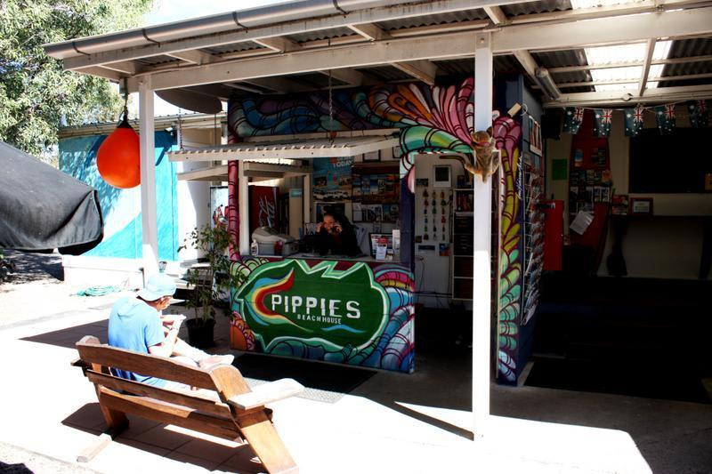 Pippies Beach House Rainbow Beach