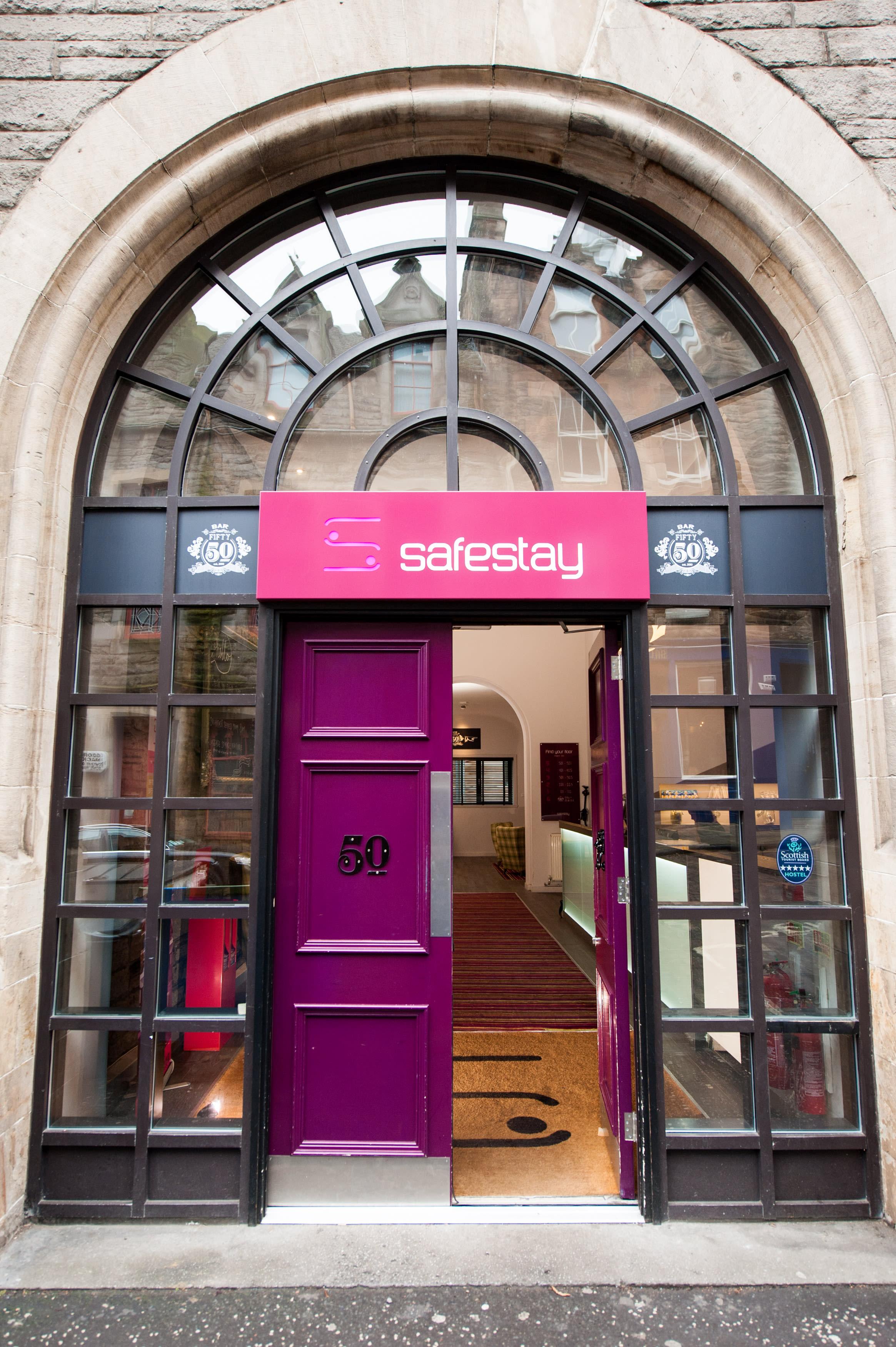HOSTEL - Safestay Edinburgh