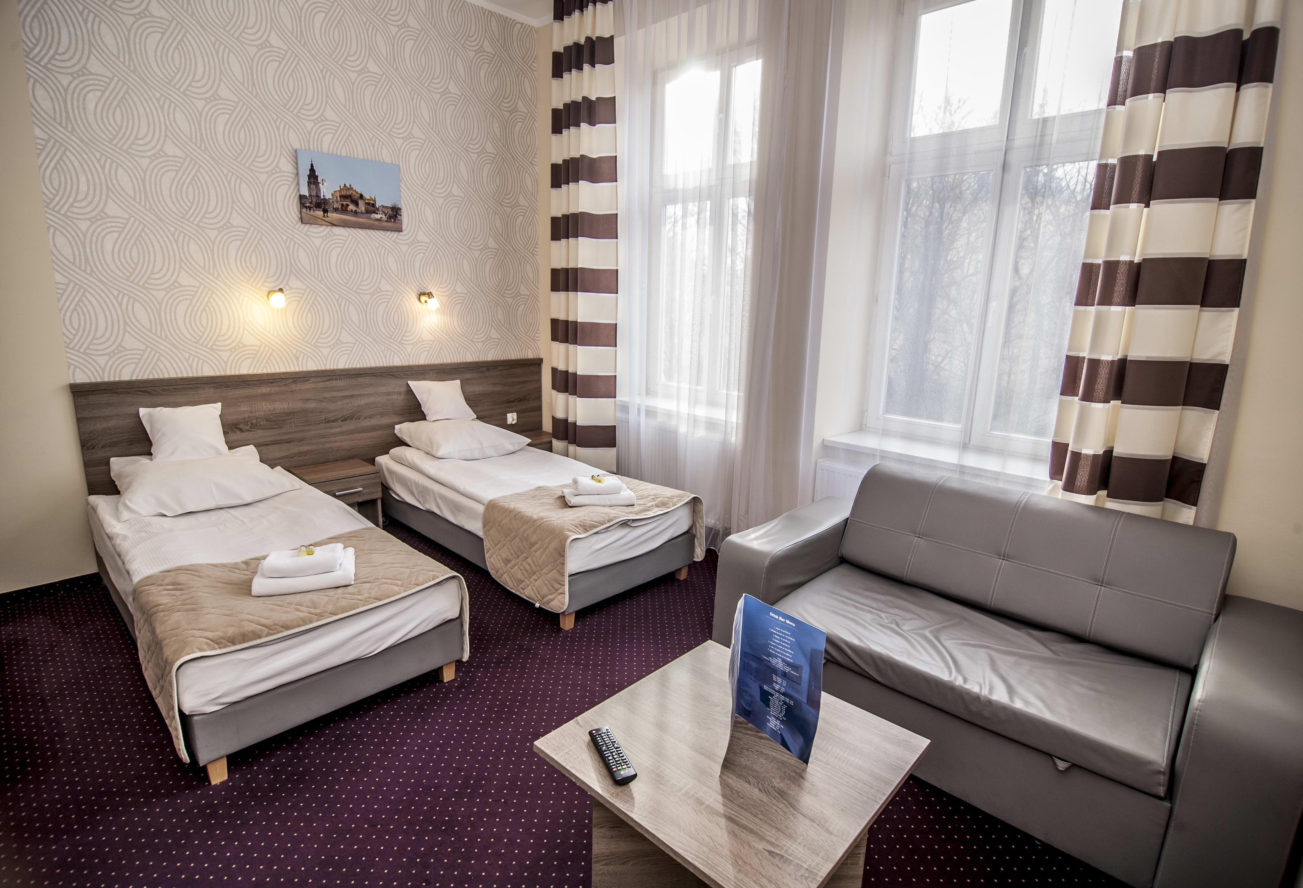 HOTEL - Blue Aparthotel