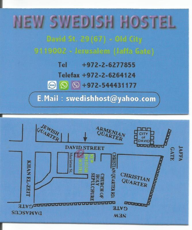 New Swedish Hostel