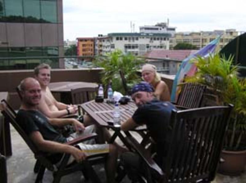 Borneo Backpackers