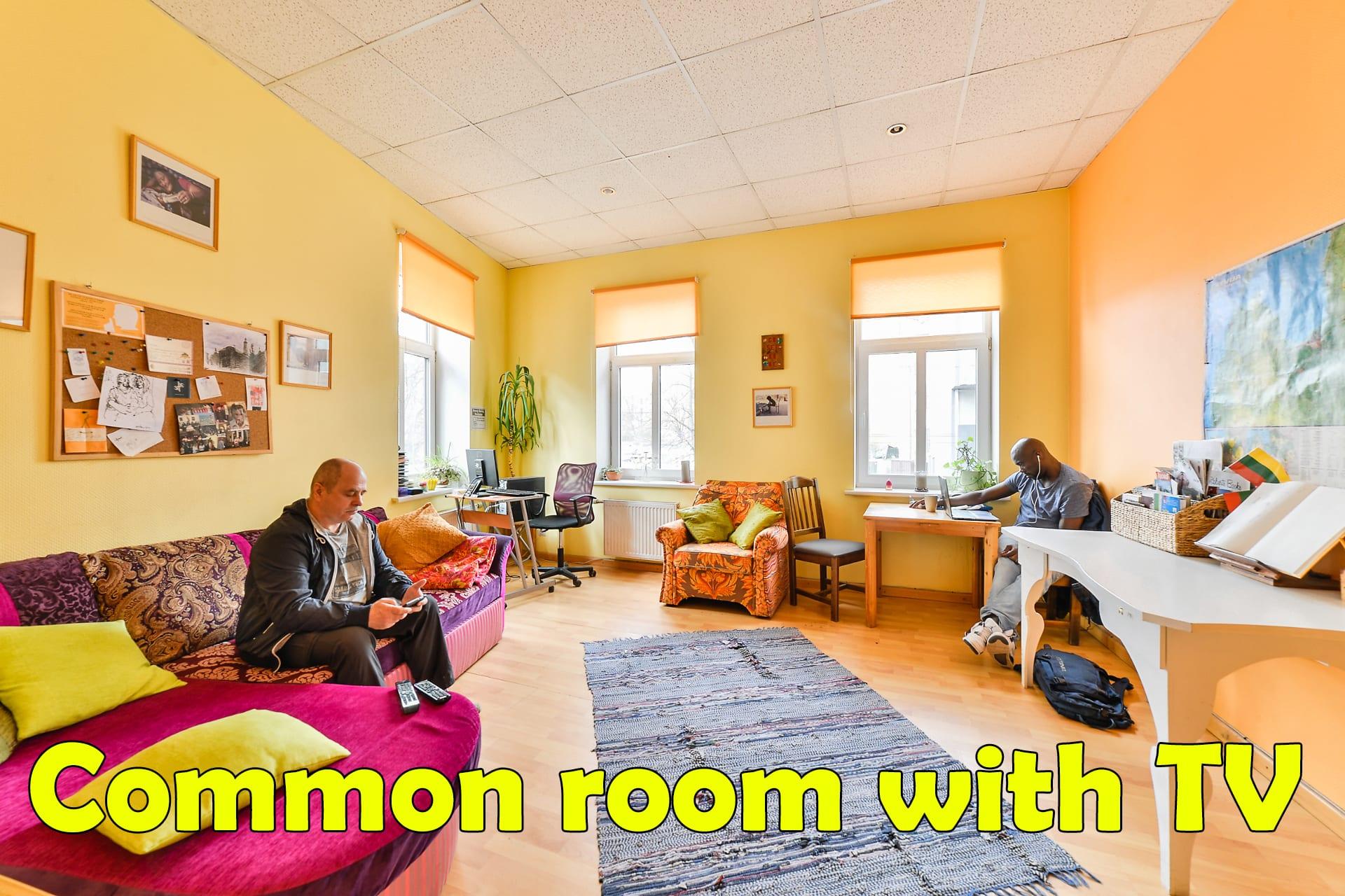 HOSTEL - Central Hostel Riga