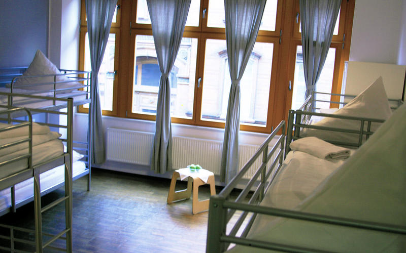 HOSTEL - St Christopher's Berlin Mitte
