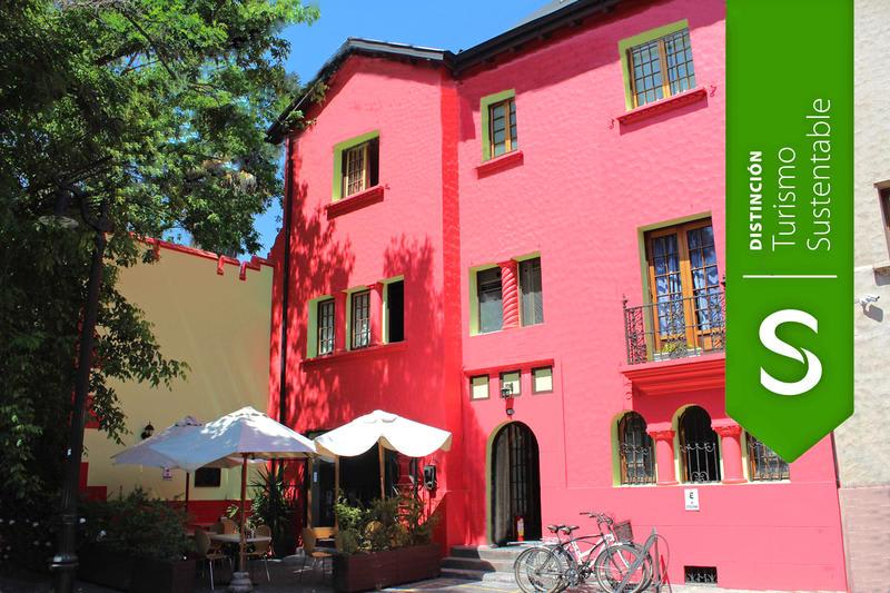 Chilli Hostel Santiago