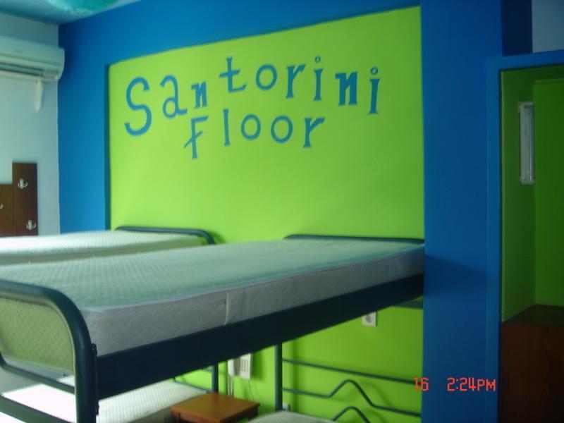 HOSTEL - Athens International Youth Hostel - Victor Hugo