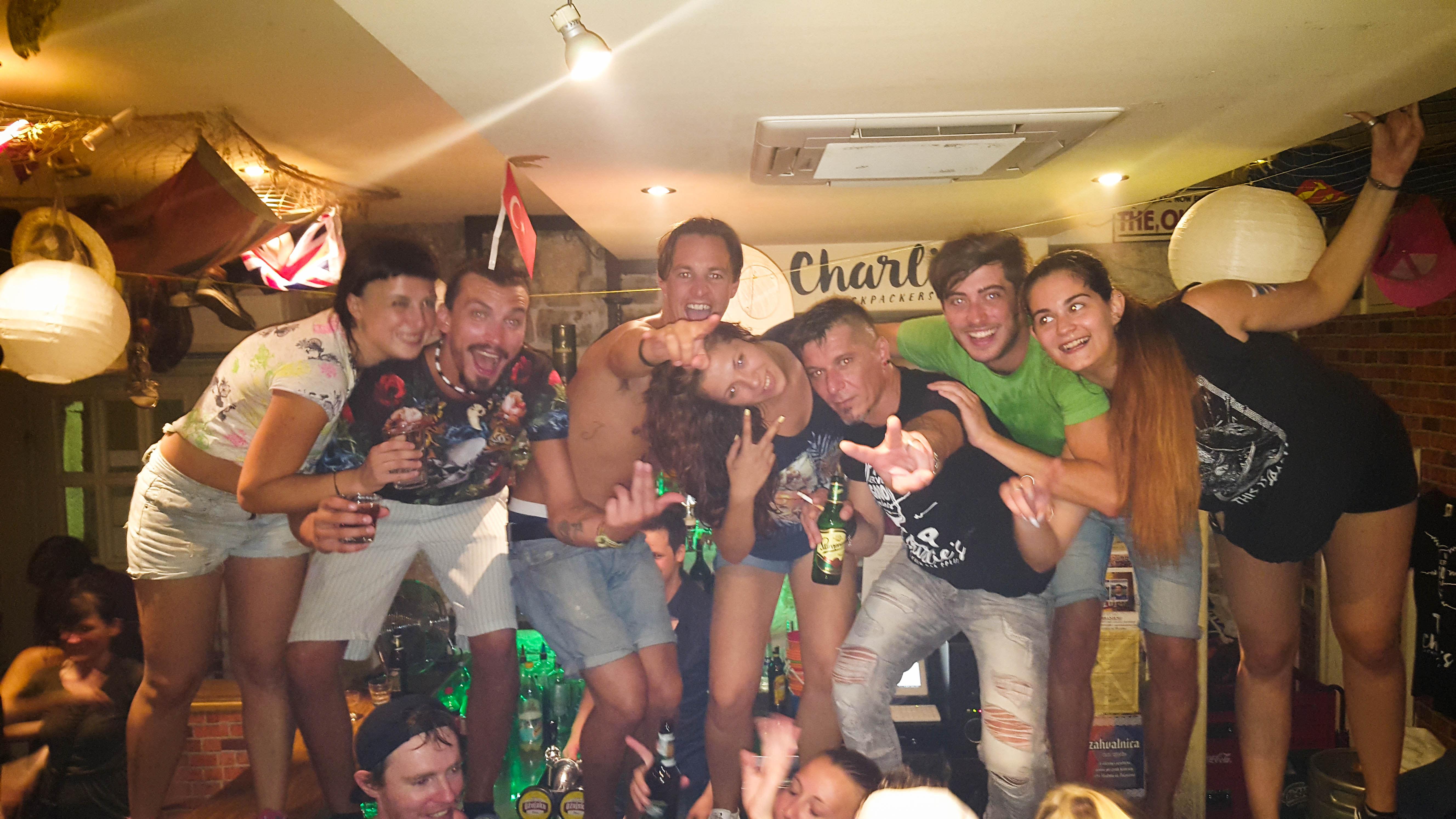 HOSTEL - Split Hostel booze & snooze